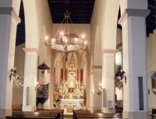 Se reanudan las misas en el Santuario del Águila