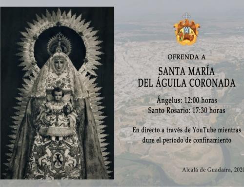 Rezo del Ángelus y el Santo Rosario