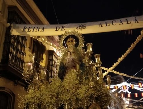 La Procesión de la Virgen del Águila