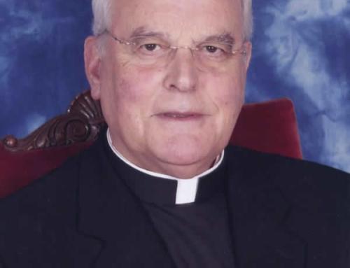 El Cardenal FRAY CARLOS AMIGO VALLEJO oficiará la Función Principal.